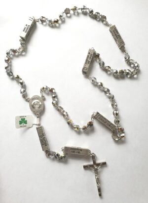 Mysteries Of The Rosary -Knock Holy Water