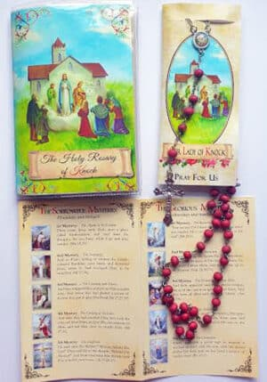 Holy Rosary Of Knock & Beads