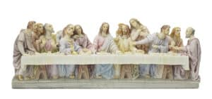 Last Supper  – Resin Statue  3 1/2 inch